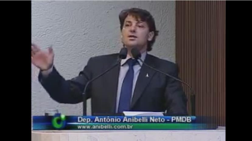 Anibelli Neto discursa em Plenário – 09 de junho de 2015