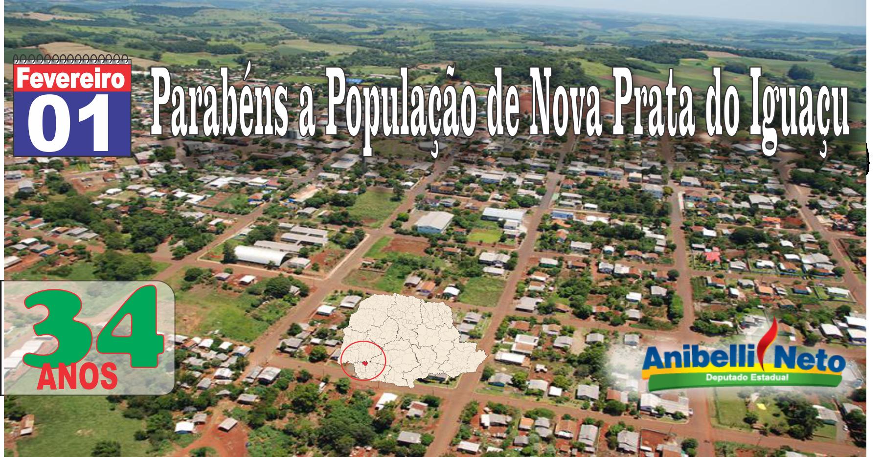 Nova Prata do Iguaçu Paraná fonte: anibelli.com.br