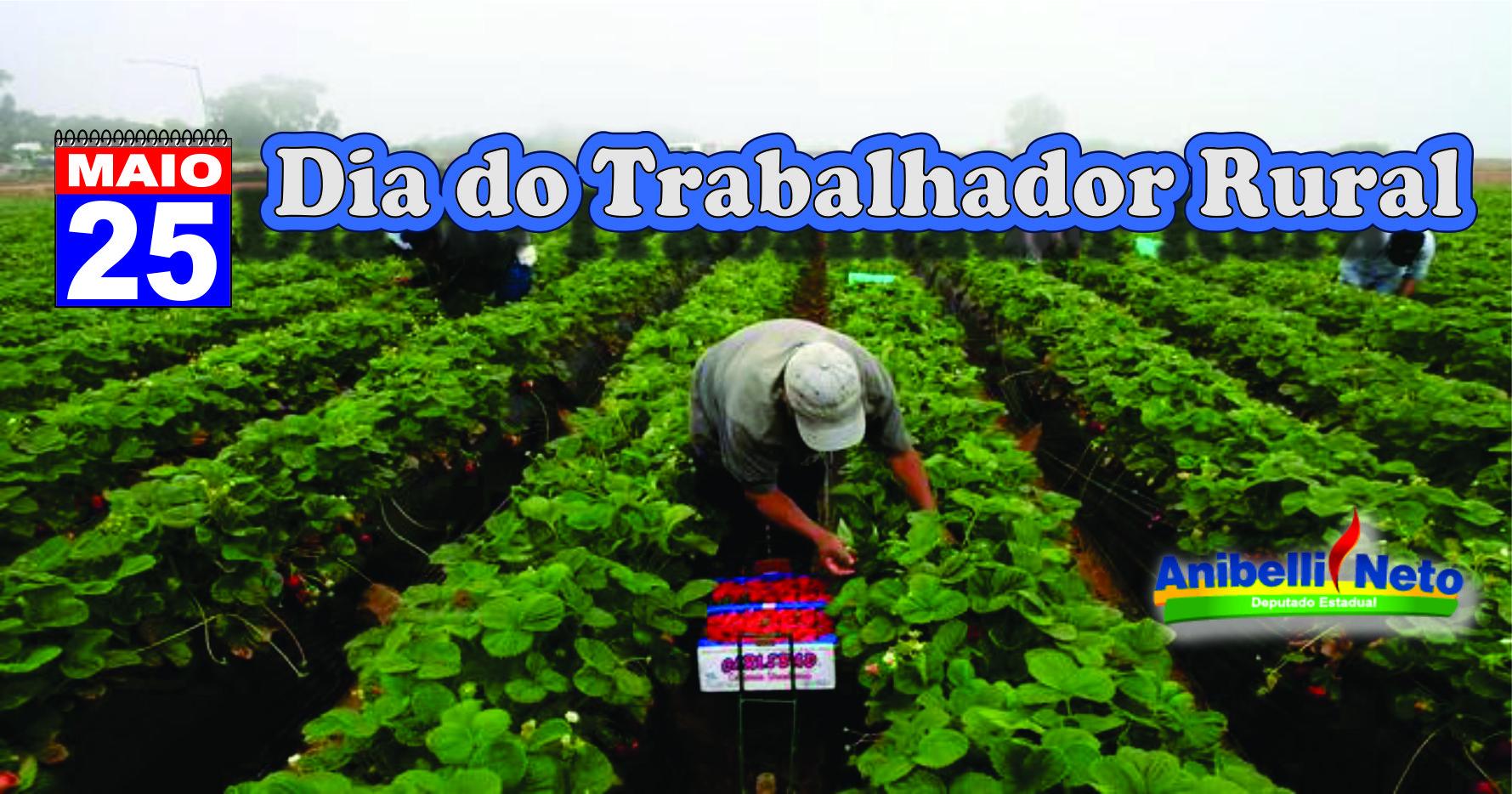 Dia do Trabalhador Rural