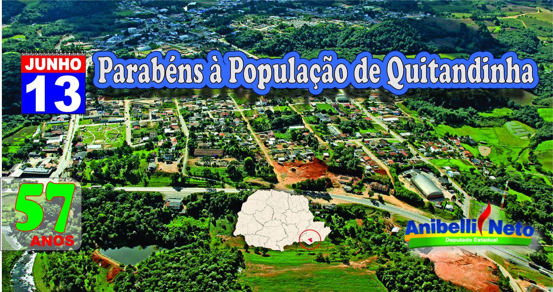 História de Quitandinha