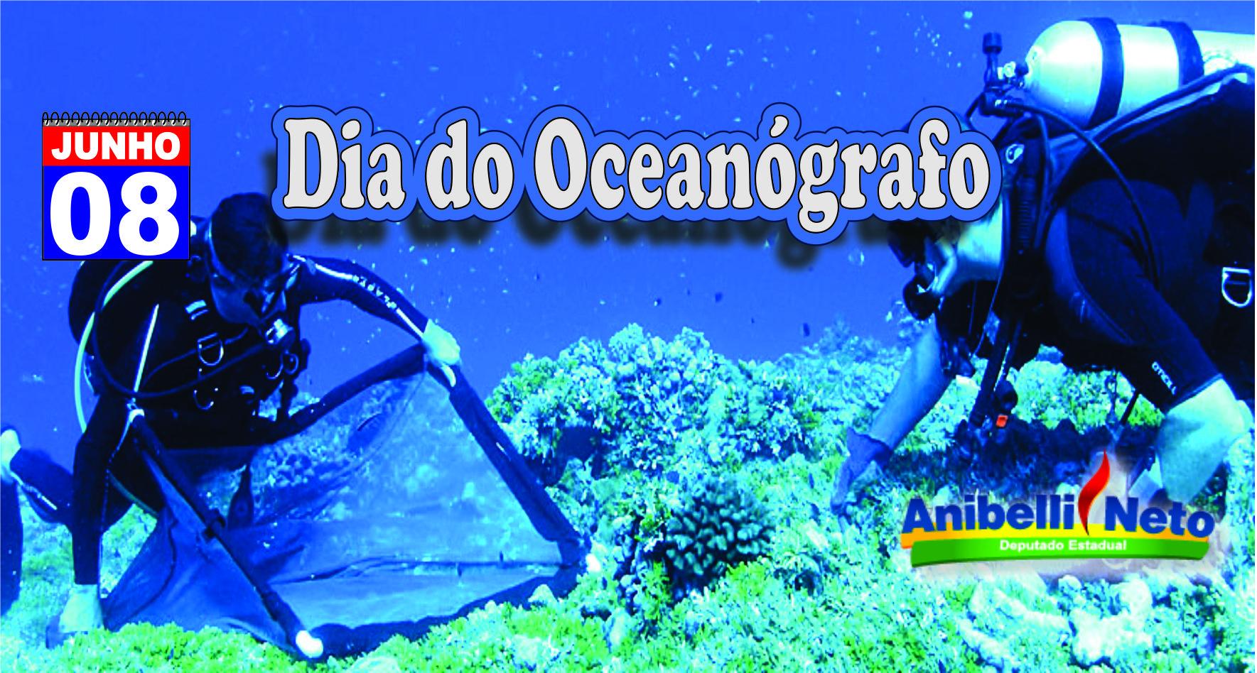 Dia do Oceanógrafo
