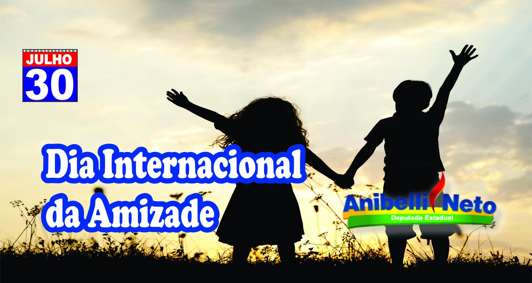 Dia Internacional da Amizade