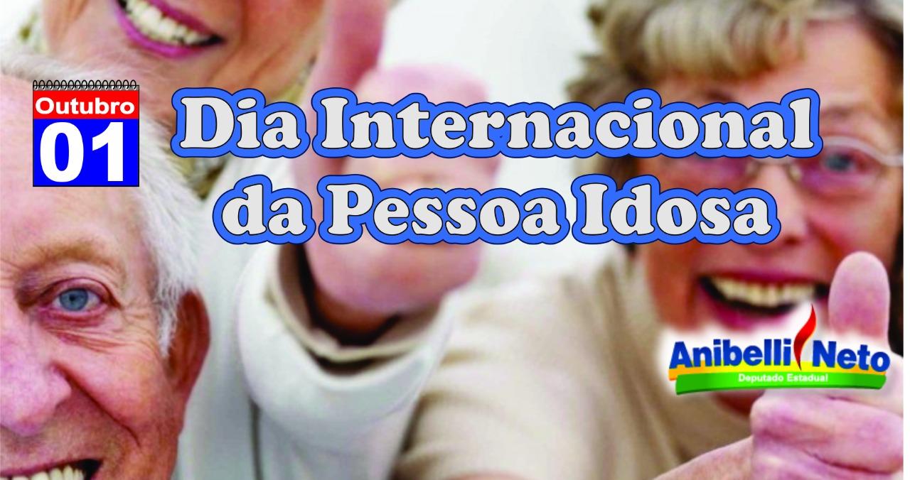 Dia Internacional das Pessoas Idosas