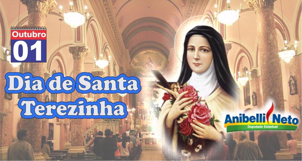 Dia de Santa Teresinha