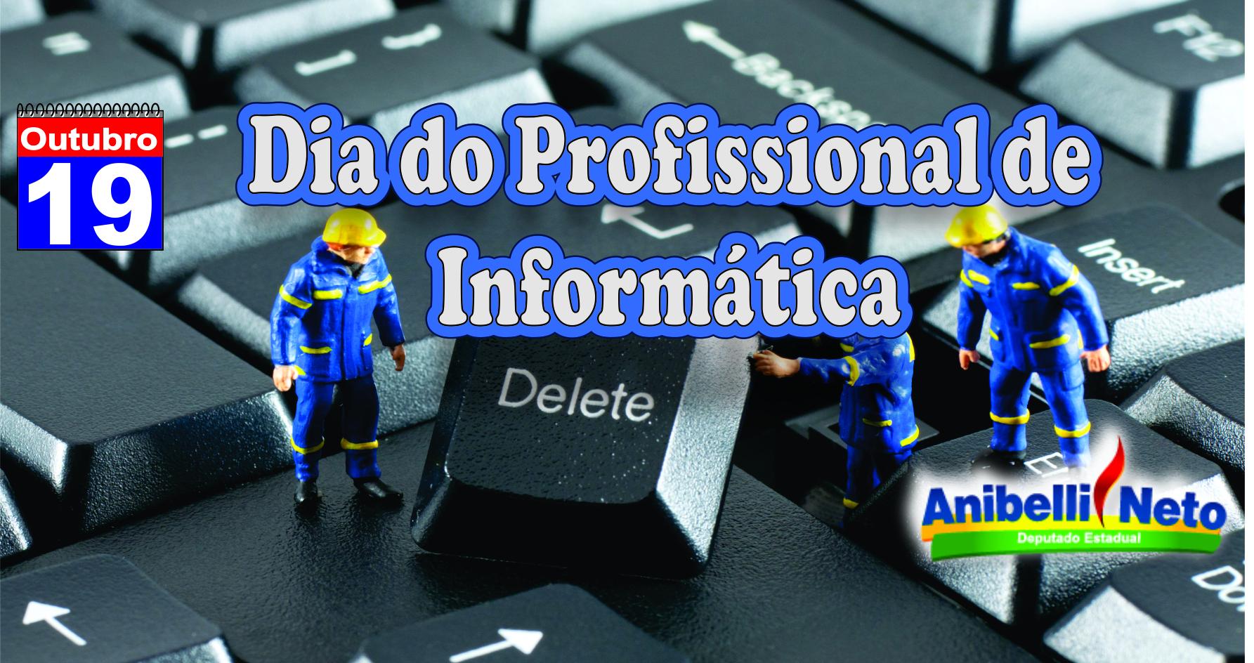 Dia do Profissional de Informática