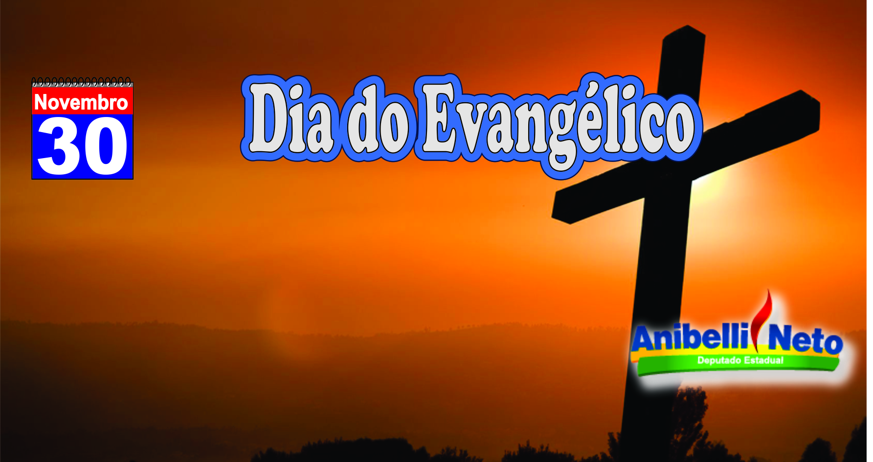 Dia do Evangélico