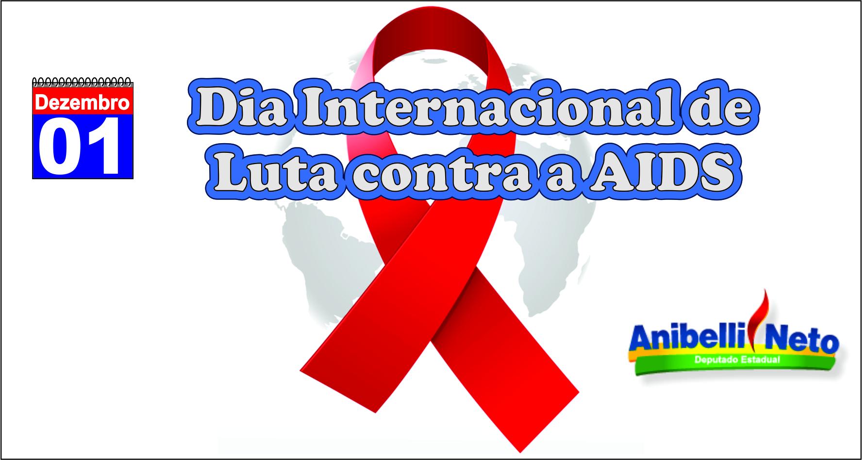 Dia Internacional da Luta contra a AIDS