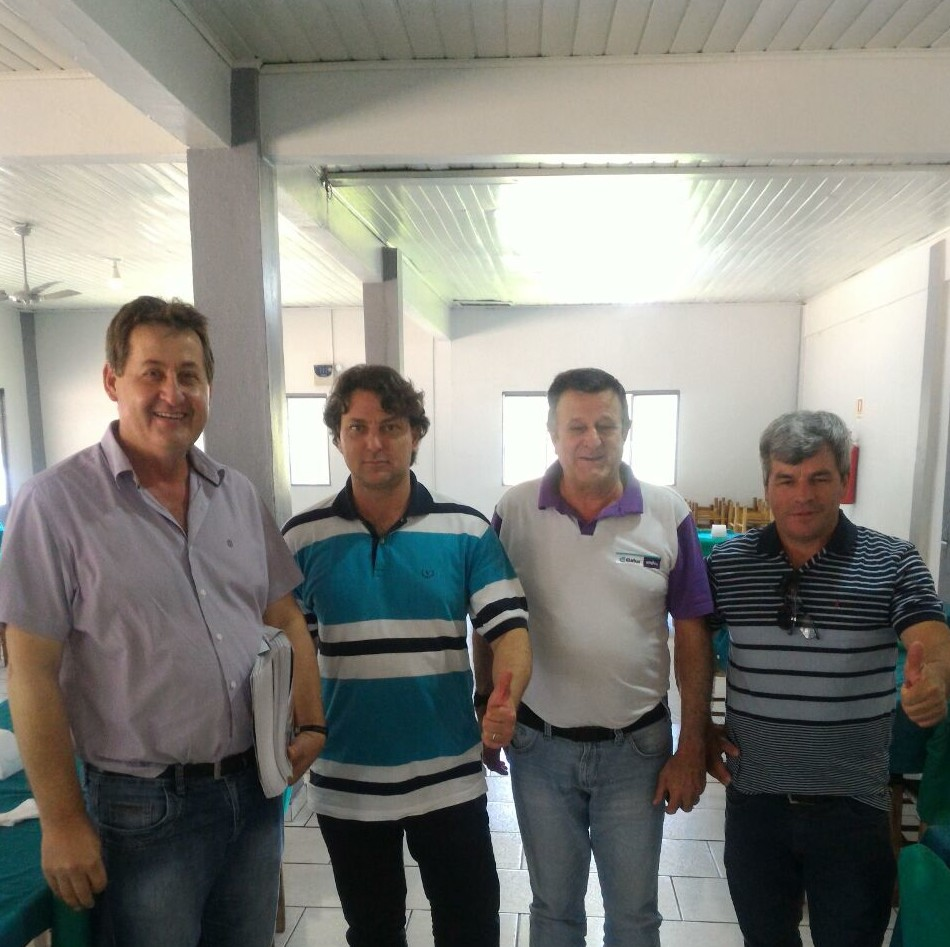 Visita a Camisc em Mariópolis