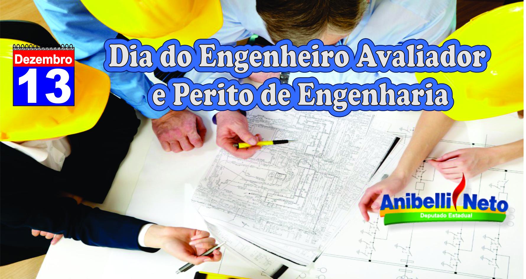 Dia do Engenheiro Avaliador e Perito de Engenharia