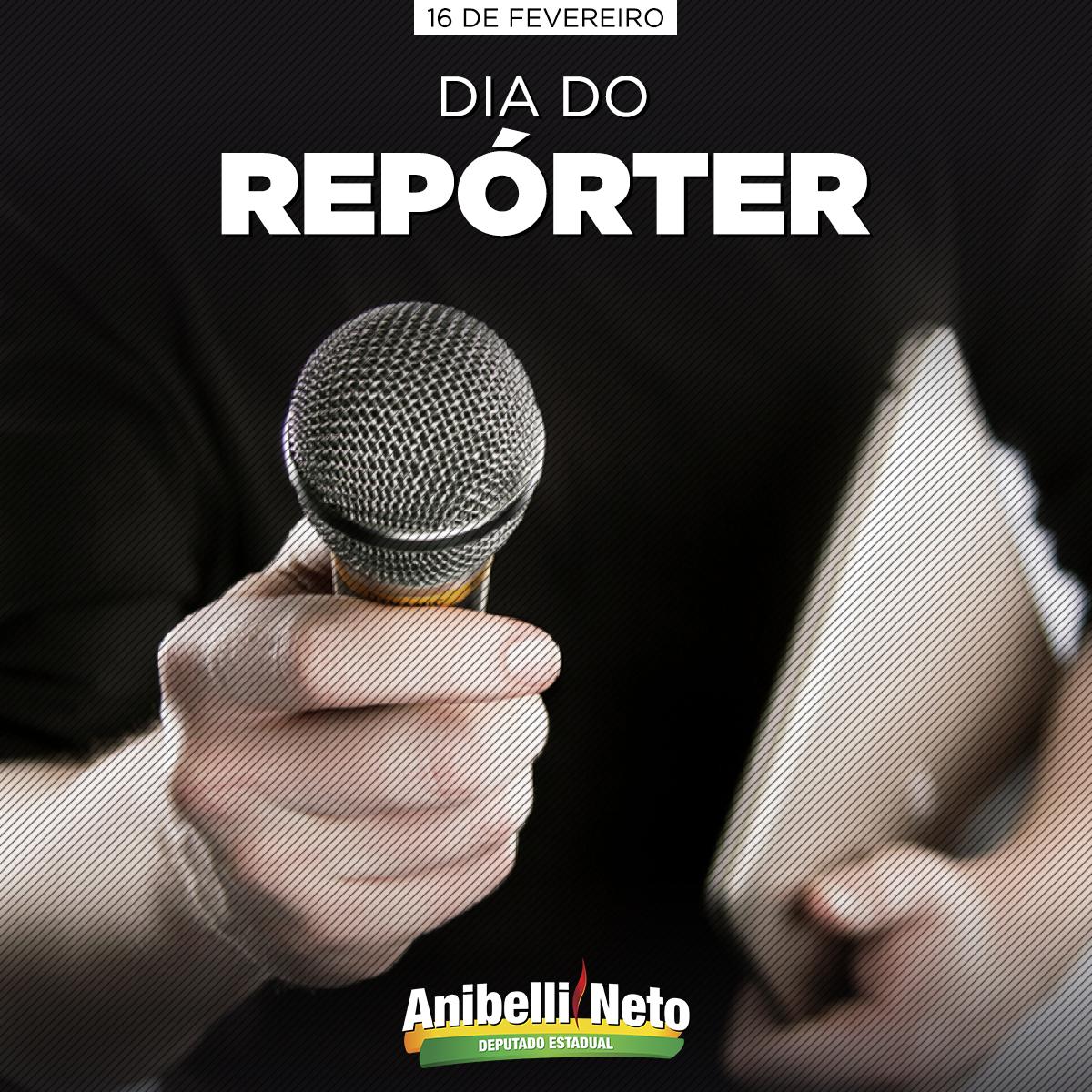 Dia do Repórter