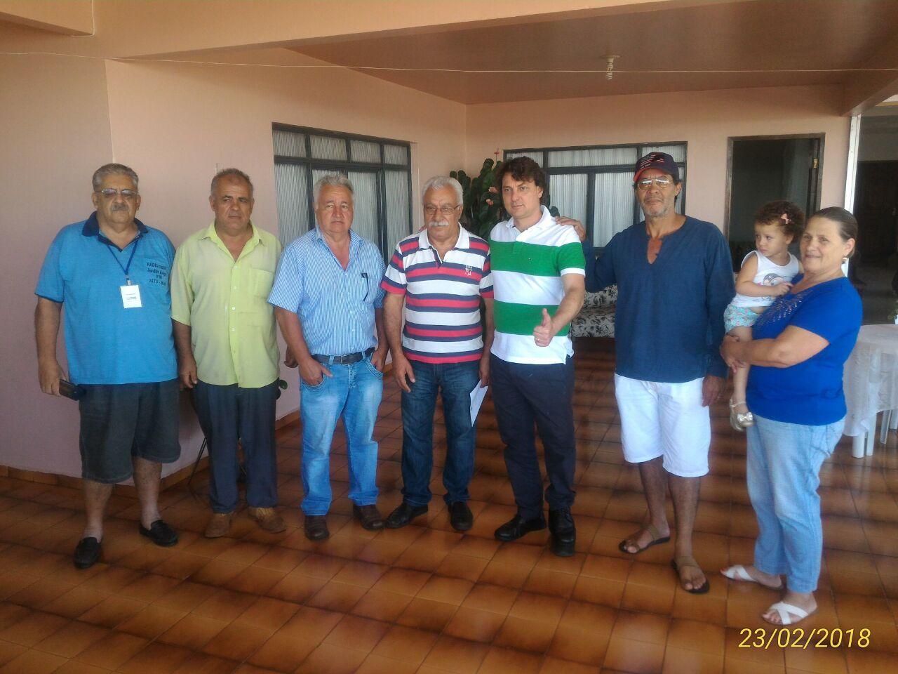 MDB organizado em Jardim Alegre