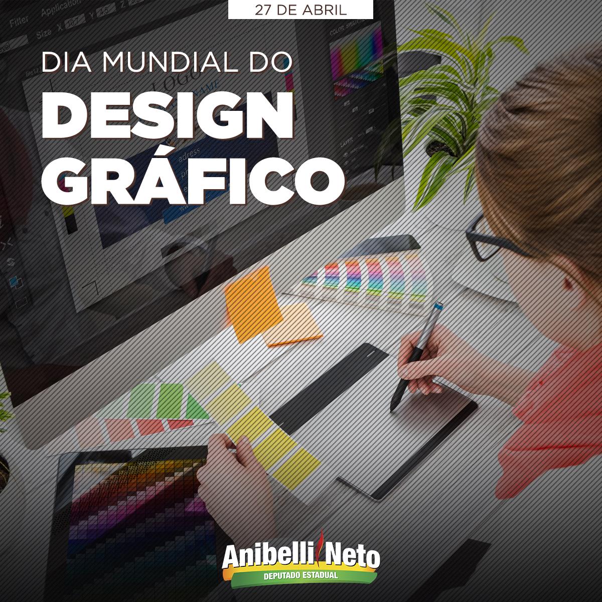 Dia Mundial do Design Gráfico