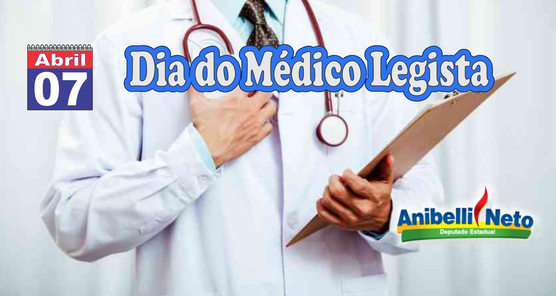 Dia do Médico Legista