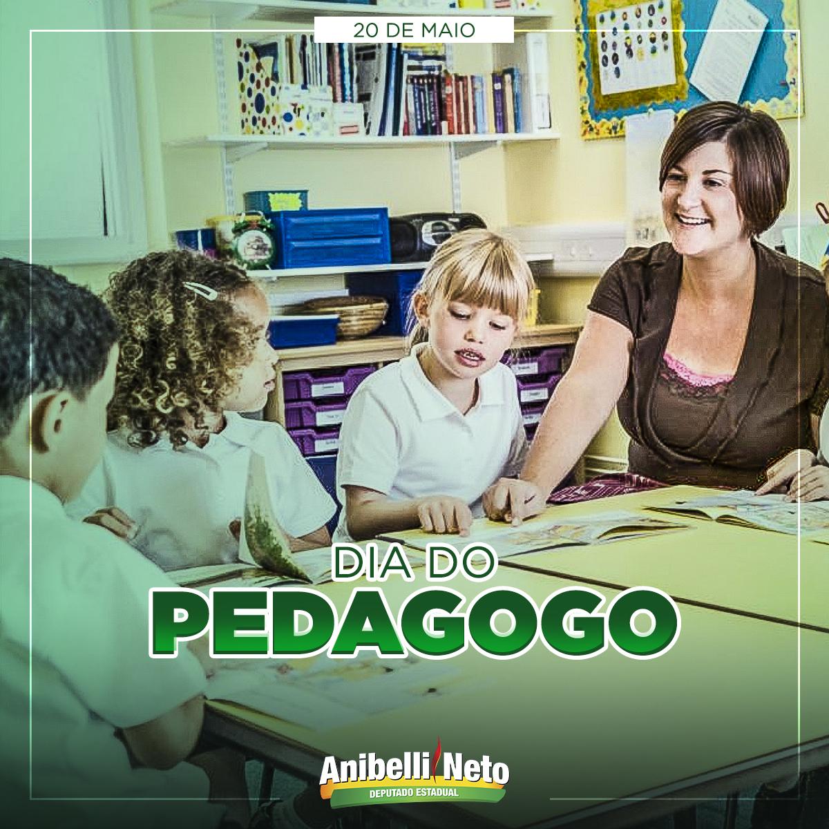 Dia do Pedagogo