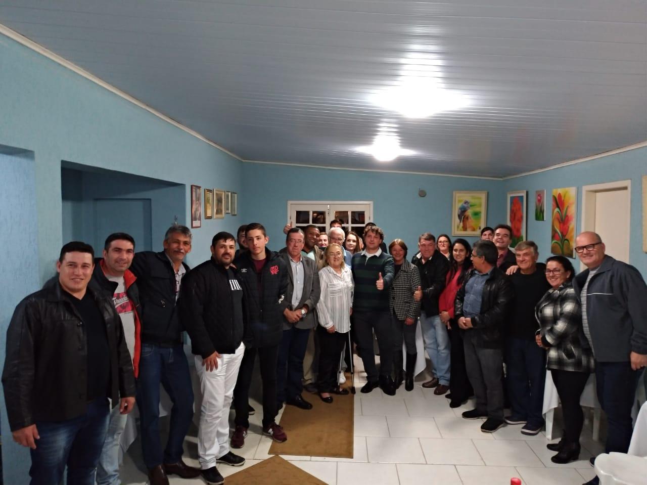 Anibelli Neto em Campo Magro
