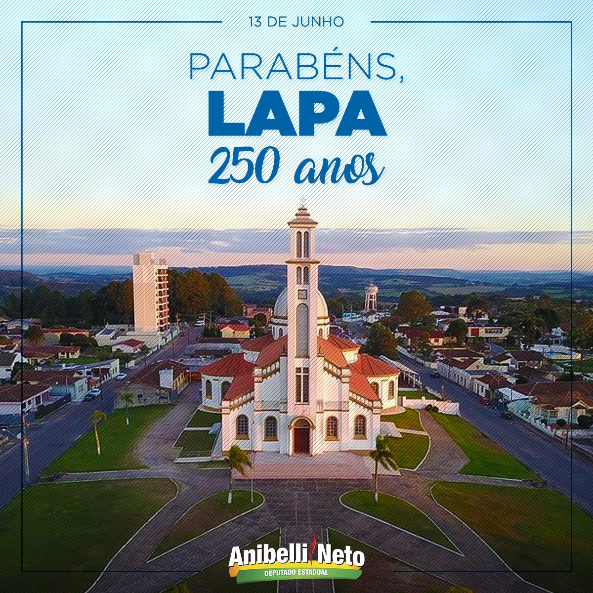 História da LAPA
