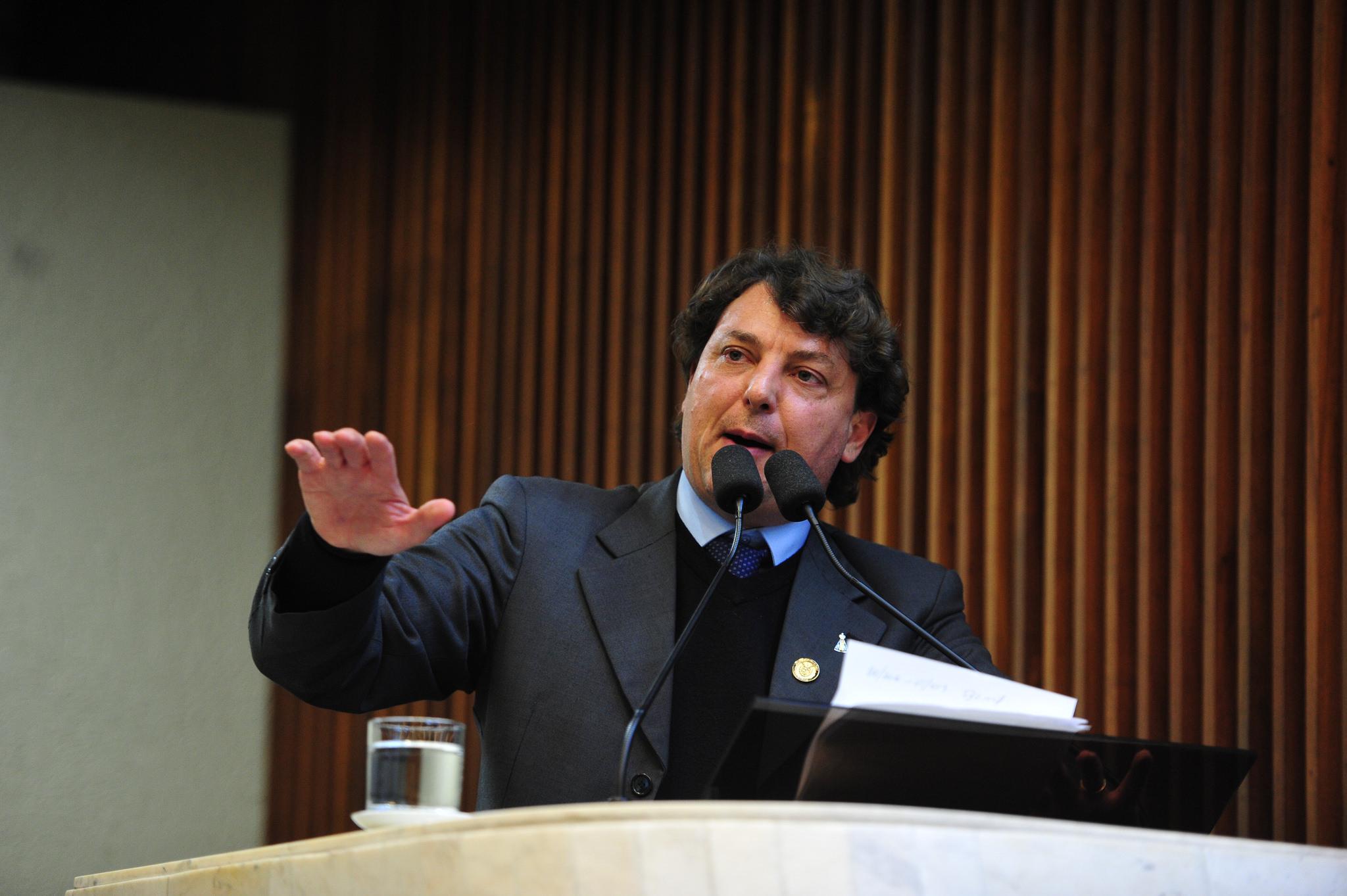 Anibelli Neto defende extinção da PRSEC
