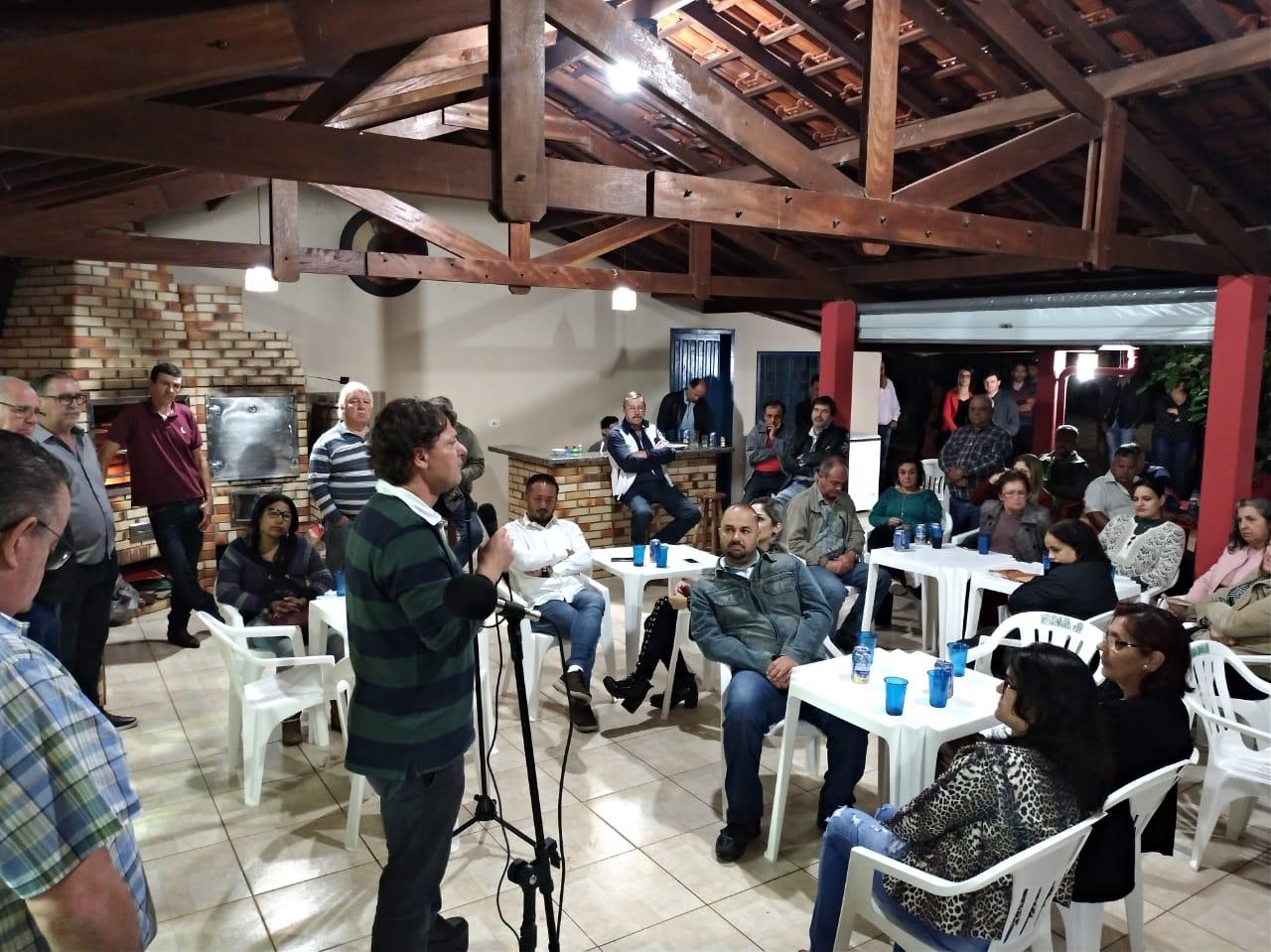 Reunião em Paranavaí