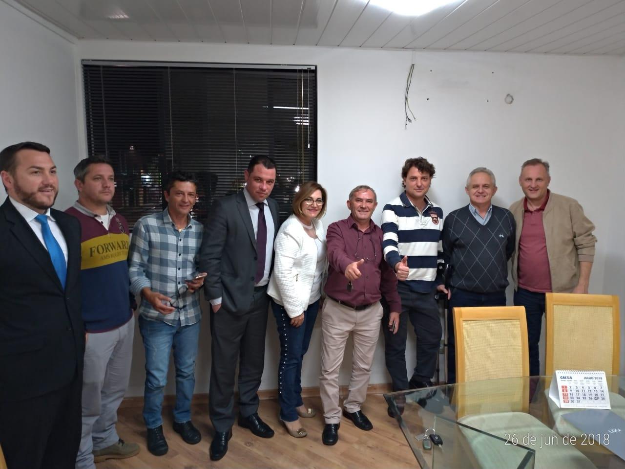 Anibelli Neto em Campo Largo