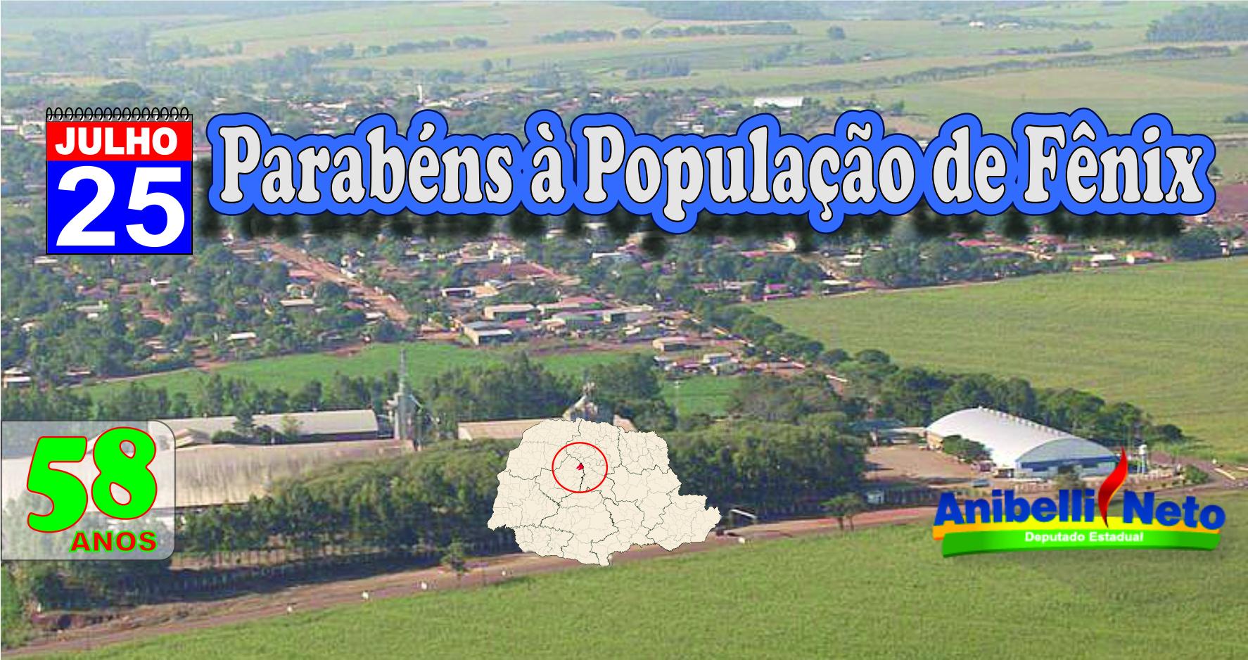 Fênix Paraná fonte: anibelli.com.br