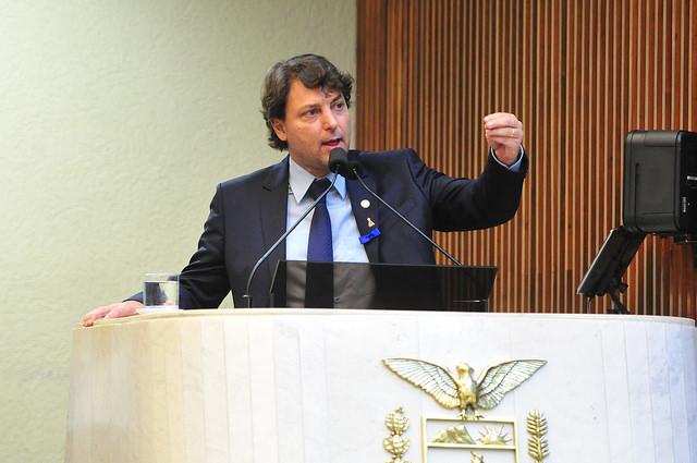 Anibelli critica legado deixado pelo governo PSDB/PP no Paraná