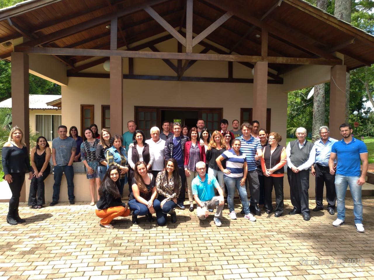 Anibelli Neto visita amigos em Piraí do Sul.