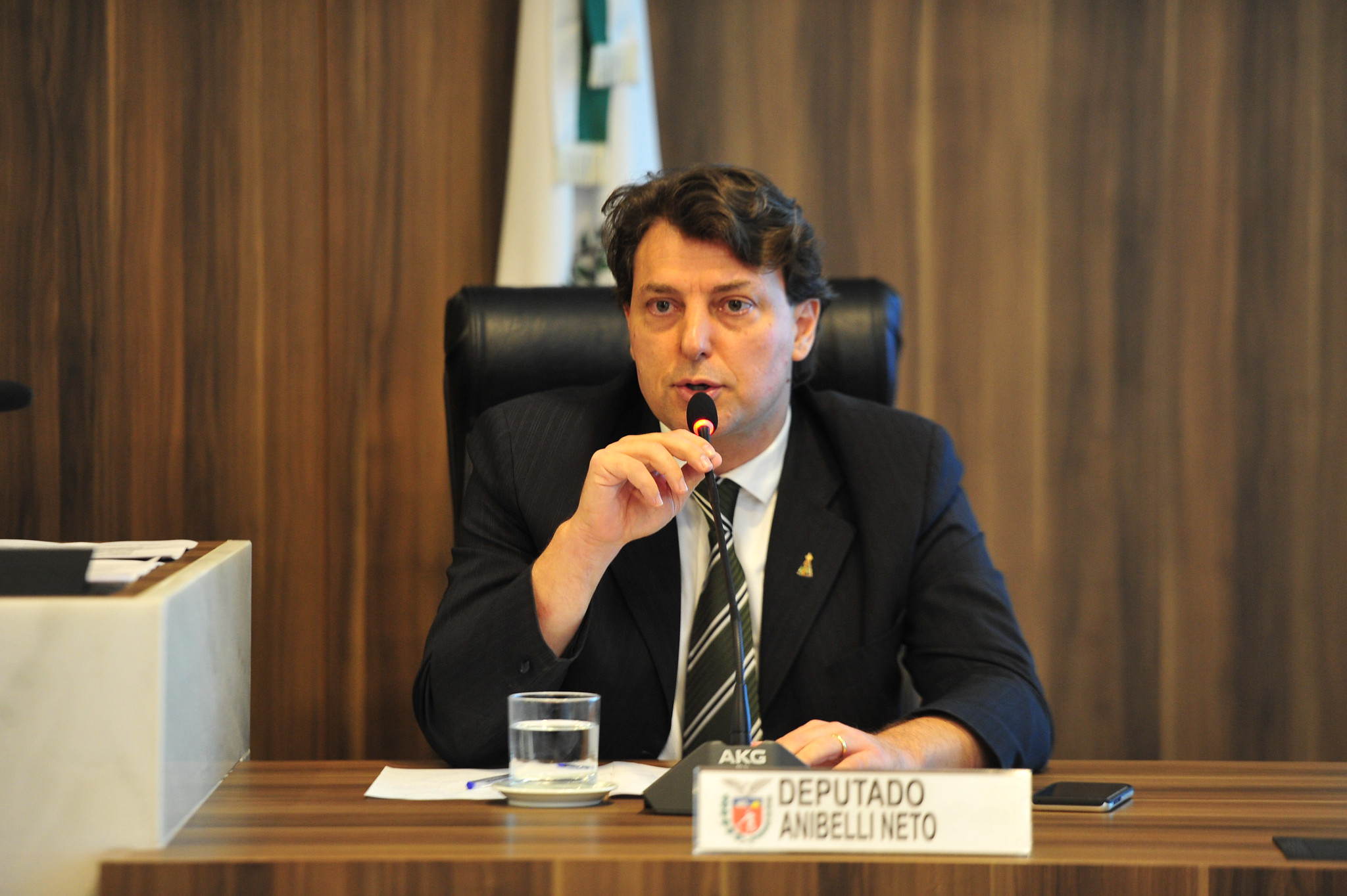PEC de Anibelli Neto permite consórcios de municípios