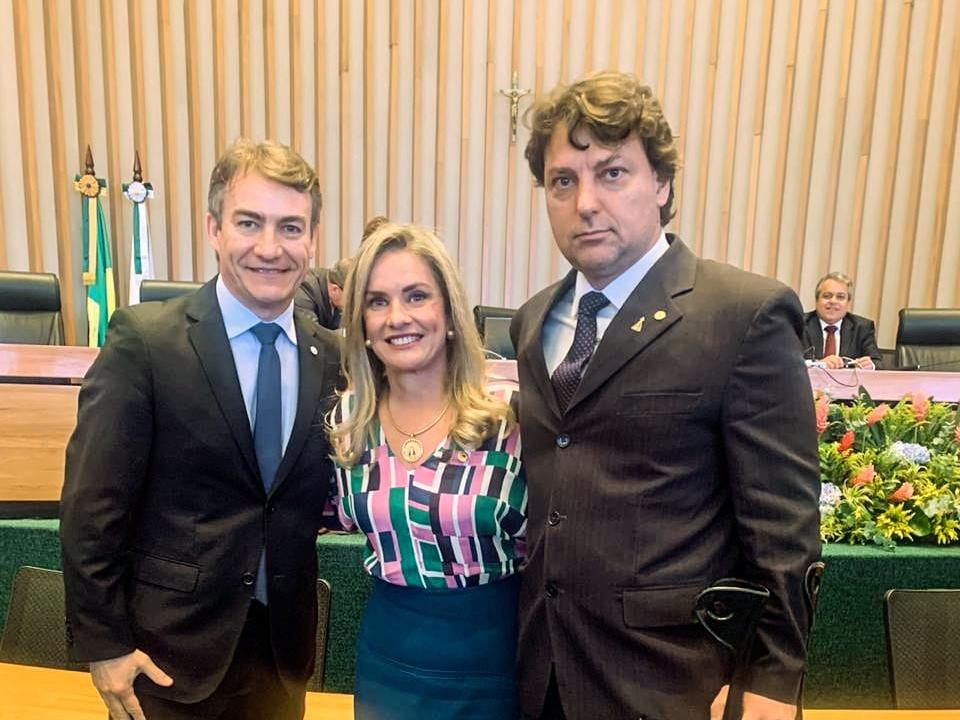 Anibelli Neto assume secretaria da Unale no Paraná