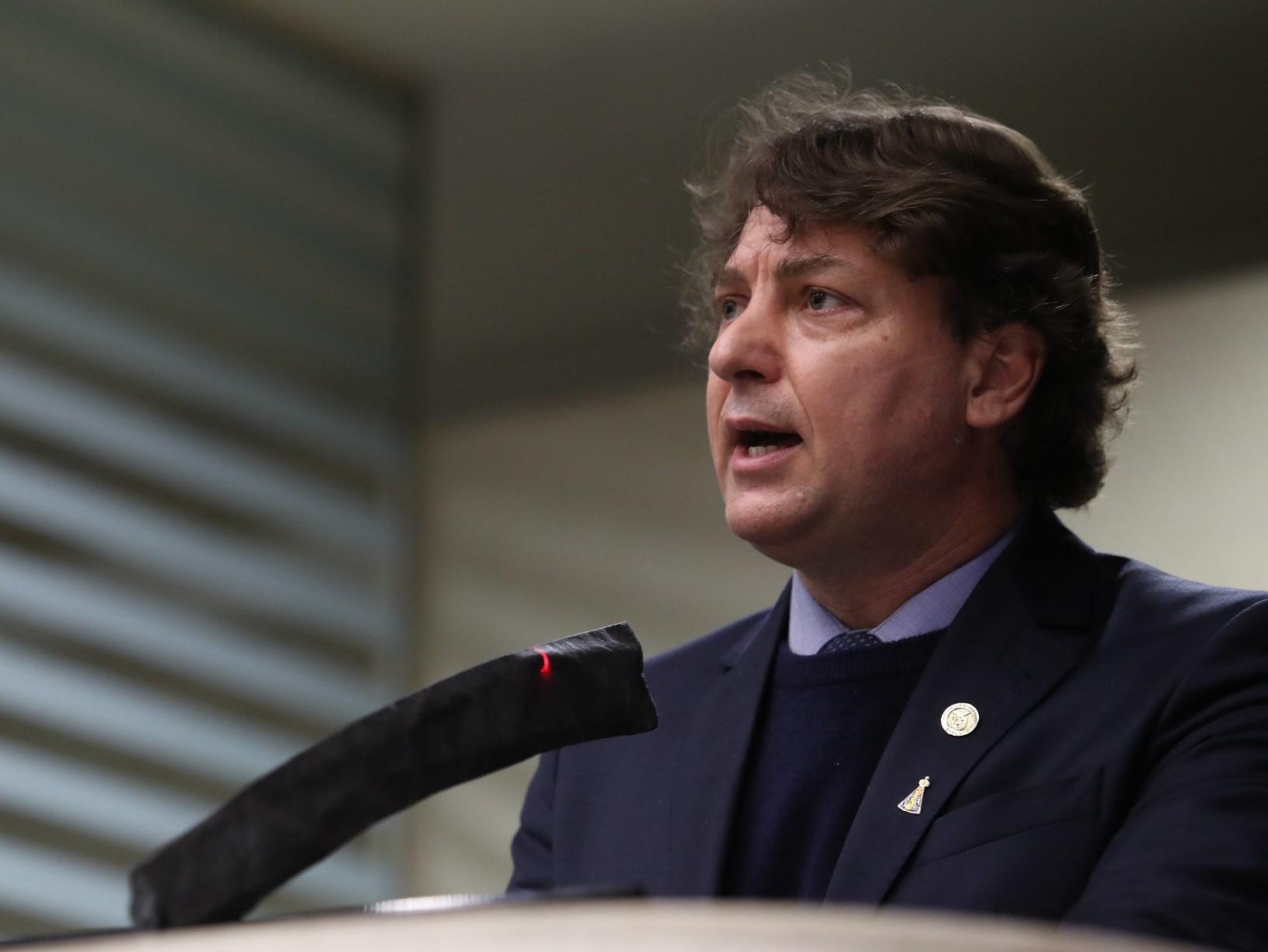 Assembleia aprovada proposta de Anibelli Neto em homenagem a Levino Mascarelo