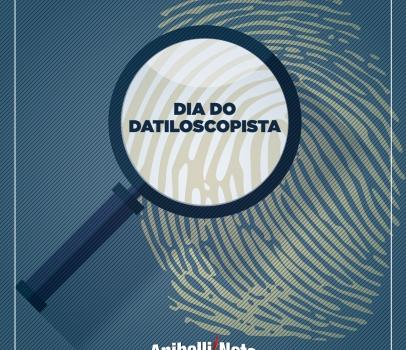 Dia do Datiloscopista