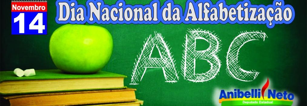 Dia Nacional da Alfabetização