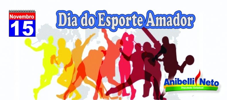 Dia do Esporte Amador