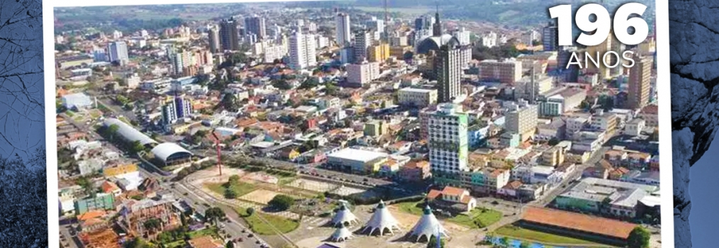 Histórico do Município de Ponta Grossa