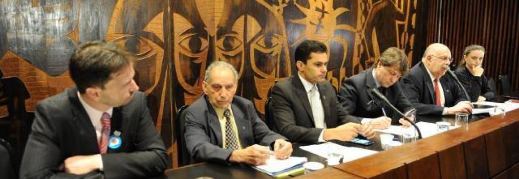 6ª Audiência Pública da Comissão de Reforma Política ouve lideranças do Movimento Pró-Paraná