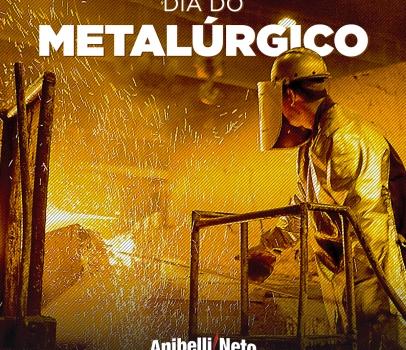 Dia do Metalúrgico