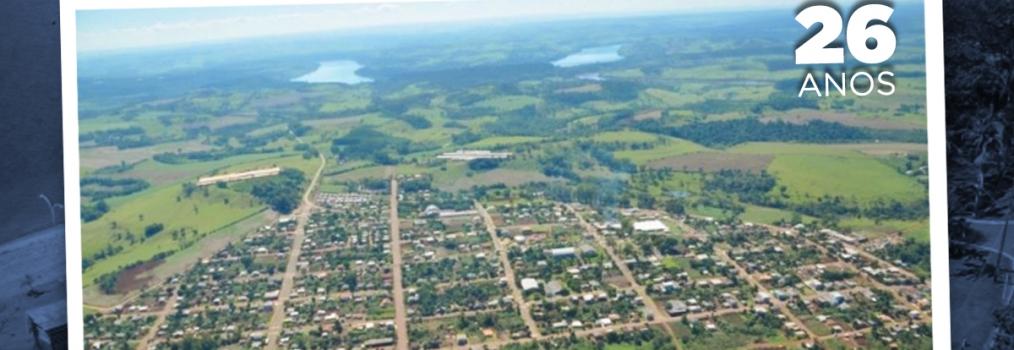 Parabéns à População de Cruzeiro do Iguaçu