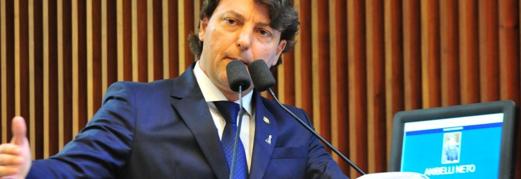 Anibelli destaca votos pela reprovação das contas do governo de 2017