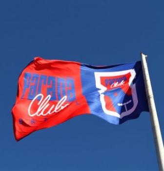 Parabéns Paraná Clube.