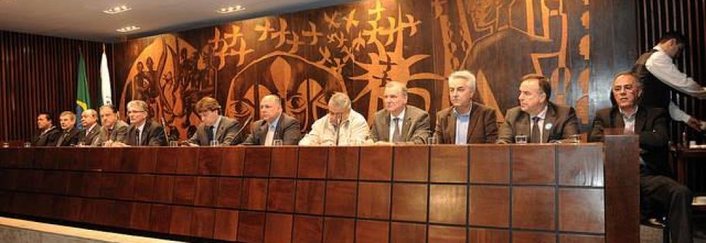 Assembleia debate reconhecimento do Paraná como estado livre da febre aftosa sem vacinação