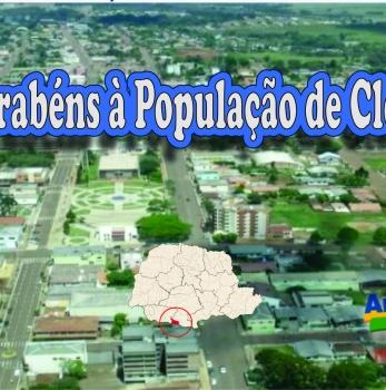 Parabéns à População de Clevelândia