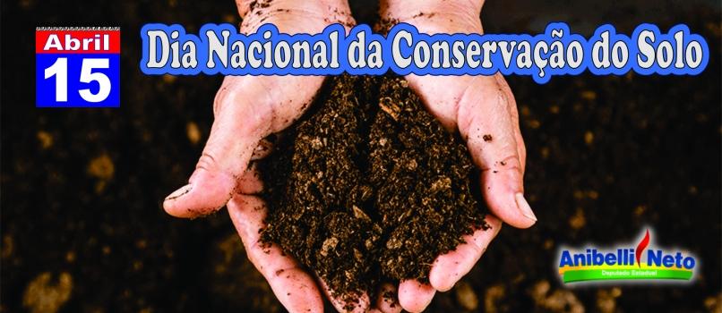 Dia Nacional da Conservação do Solo