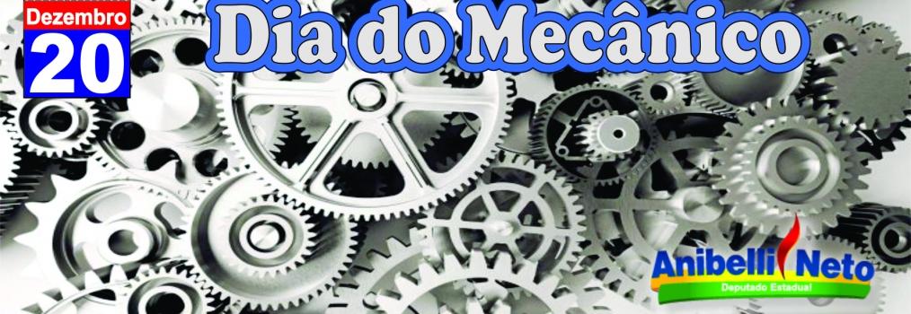 Dia do Mecânico