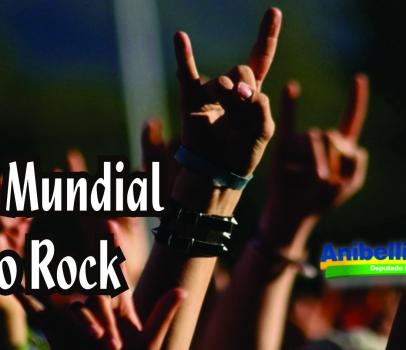 Dia Mundial do Rock
