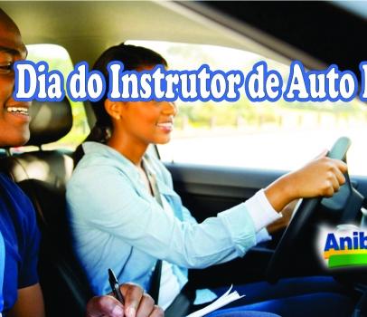 Dia do instrutor de Auto Escola