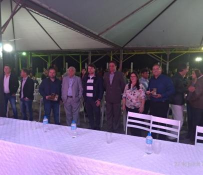 Anibelli Neto prestigia festa dos agricultores de Guamiranga