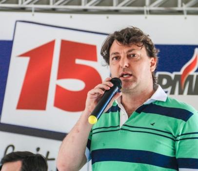 Anibelli Neto é reeleito Vice-presidente do MDB do Paraná