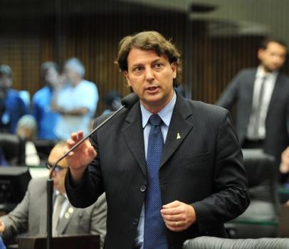 Anibelli Neto defende linhas de crédito para retenção de água no meio rural