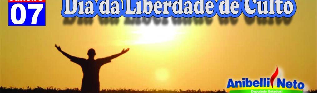 Dia da Liberdade de Cultos