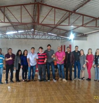 Anibelli participa da Convenção do PMDB de Quitandinha.