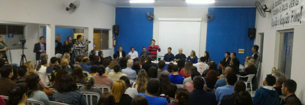 Anibelli em Defesa dos professores do Paraná.